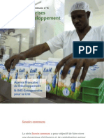 Savoirs communs n°6 - Entreprises et développement (AFD - 2009)
