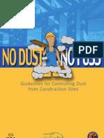 NoDust Booklet