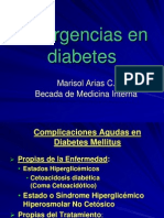 Emergencias Diabetes