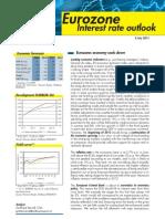 EUR Interest Rate Outlook_Jul11