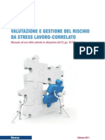Allegato Inail Stress