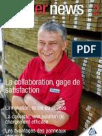 SCA Timber, Timber News 2, 2011, Française