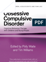 Obsessive Compulsive Disorder CBT With Children Adolescents and Families