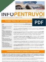 Newsletter Pentru Voi 2011 (1) RO