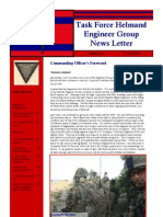 TFH Engineer Group Newsletter Edition 8 010711