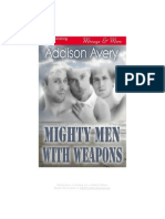 Addison Avery - Mighty Men With Weapons