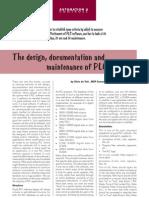 Automation The Design Documentation