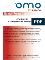 Ramco Promo Catalogue