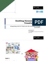 Methodologies for Web2.0 Mediated Learning
