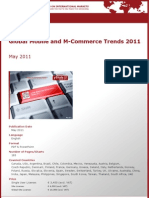 Brochure & Order Form_Global Mobile and M-Commerce Trends 2011_by yStats.com
