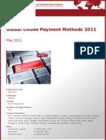 Brochure & Order Form_Global Online Payment Methods 2011_by yStats.com
