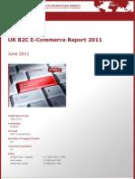 Brochure & Order Form_UK B2C E-Commerce Report 2011_by yStats.com