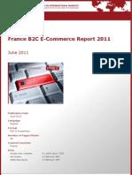 Brochure & Order Form_France B2C E-Commerce Report 2011_by yStats