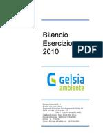 FASCICOLO GELSIAAMBIENTE 2010_revFINALE