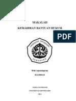 MAKALAH kbh
