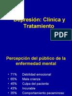 Diagnostico y Manejo de La Depresion