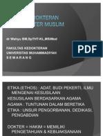 Etika Kedokteran Muslim