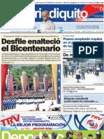 Edición Aragua 06/07/2011
