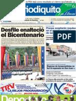 Edición Los Llanos 06/07/2011
