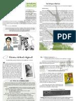 Informativo - calouros 2011 - Jornalismo UFRRJ  - versão para leitura direta