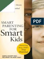 Smart Parenting for Smart Kids - book excerpt