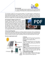 Photo Voltaic Info