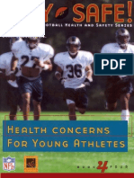 Play Safe Health Concerns for Young Athletes