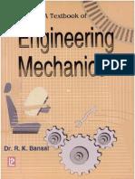 A Textbook of Engineering Mechanics by R.K. Bansal