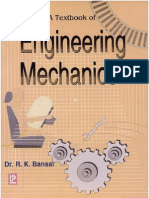 A Textbook of Engineering Mechanics by R.K. Bansal