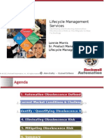 Lifecycle Services External