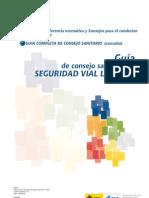 Guía seguridad vial laboral DGT