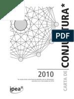 Cartaconjuntura PDF Final 18.10.10