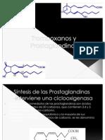 Tromboxanos y Prostaglandinas2
