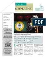May 2011 Newsletter - Final 042711