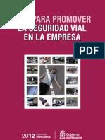 Guia Para Promover La Seguridad Vial en La Empresa Gobierno Navarra