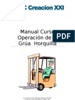Manual Prevencion Operacion Grua Horquilla