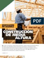Construcción en madera de media altura - Revista BIT Nº79