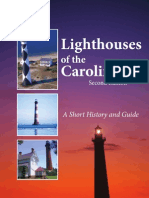 Lighthouses of the Carolinas 2nd edition by Terrance Zepke