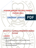 Aktiviti Pandu Puteri 2011 Langkawi