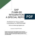 Report on MM-FI-SD Integration