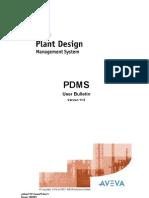 PDMS 11.5 catalogo