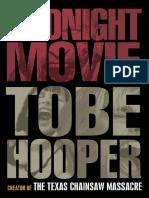 Midnight Movie by Tobe Hooper - Excerpt