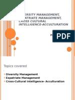 Diversity Management