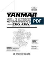 Manual MantenimientoYanmar TNV_opt