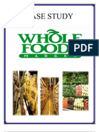 case study on whole food Whole foods leverages thinknear's mobile location data to drive visits to new store locations while building brand awareness the campaign also sought to drive mobile traffic to the local whole foods facebook pages.