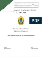 """Affidabilità Dispositivi Elettronici:""""Studio della Data Retention di memorie PCM con test accelerati in temperatura"""""""