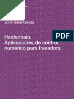 Heidenhain. Aplicaciones de control numérico