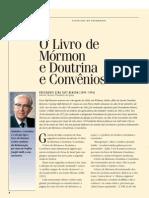 O Livro de Mórmon e Doutrina e Convenio