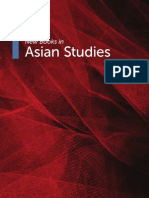 Cornell University Press 2011 Asian Studies catalog