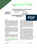 2001 Cigre bienal Monitoreo en línea de transformadores de potencia utilizando sensores de campo sercano 12-03